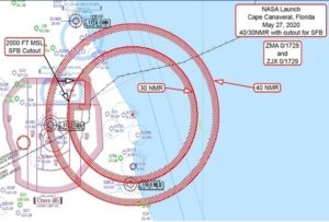Navigational Chart Florida