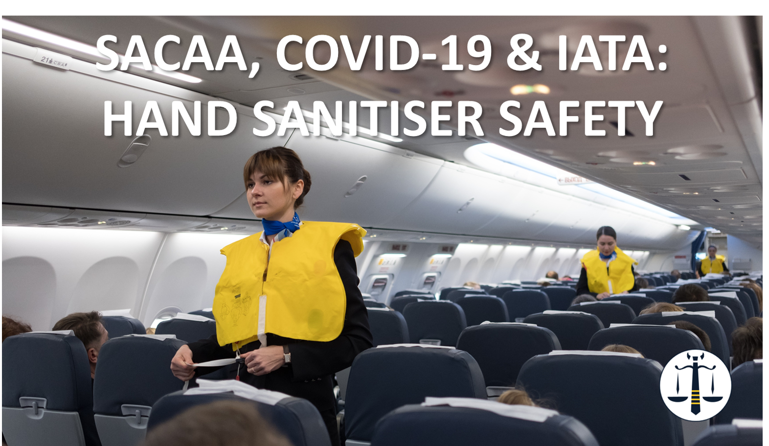 Alcohol Based Sanitisers Are Classified As Dangerous Goods On Aircraft
